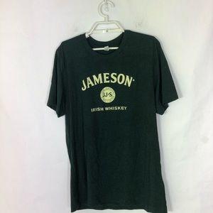 Jameson Irish Whiskey T Shirt Size Large